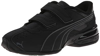 Puma Tazon 5 NM V Kids Infant US 4 Black Sneakers