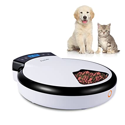 Petlucky Automatic Pet Feeder with Voice Reminding