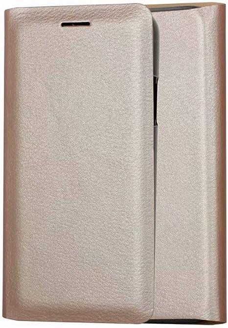 Funda Samsung Galaxy J5 Prime, Carcasa Original de la Caja del Estuche de Cuero con Tapa Trasera Carcasa Cove para Samsung J5 Prime 5.0 Pulgadas: Amazon.es: Electrónica