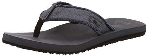14c07447a52e Quiksilver Men s Monkey Abyss M Sndl Xsss Flip-Flops Mid-Calf Sandals