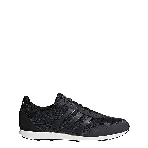 Adidas V Racer 2.0, Zapatillas de Deporte para Hombre, Gris (Carbon Negbás 000
