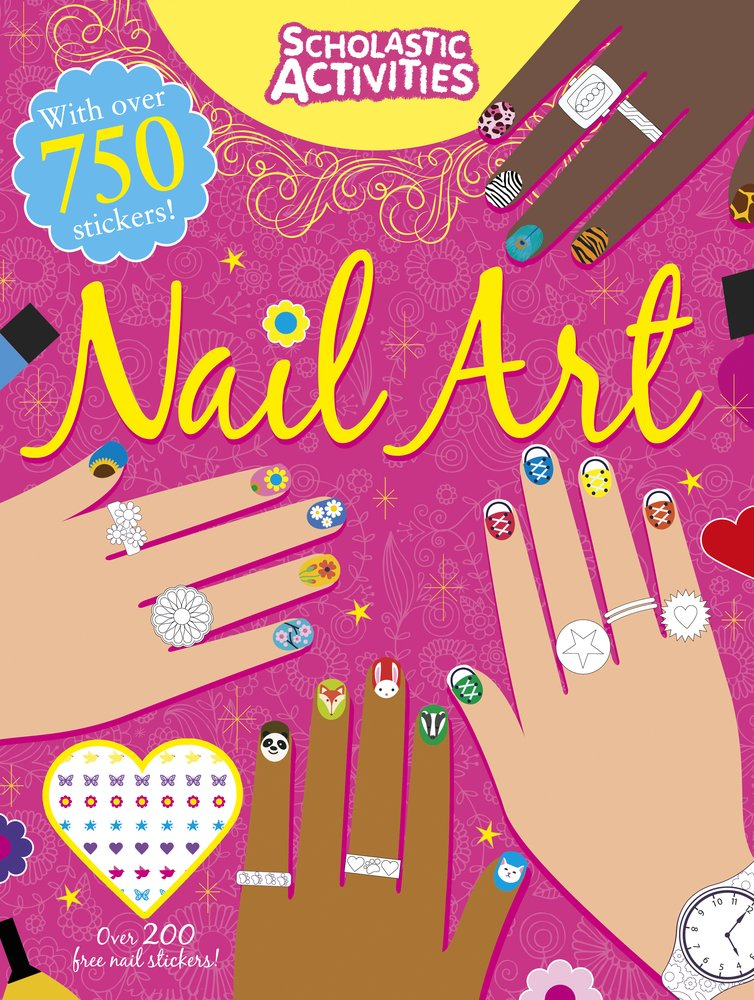 Buy nail art scholastic activities book online at low prices in buy nail art scholastic activities book online at low prices in india nail art scholastic activities reviews ratings amazon prinsesfo Image collections