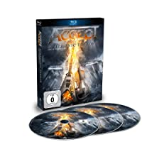 Symphonic Terror - Live at Wacken 2017 (Ltd. BluRay+2CD-DIGI) [Blu-ray] [2018]