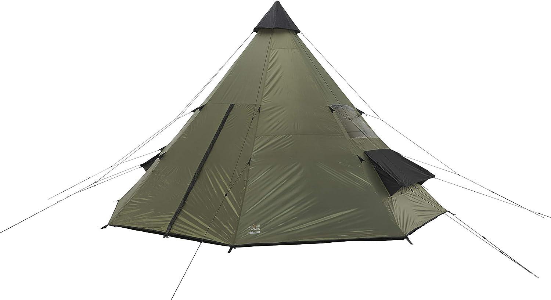 GRAND CANYON Tepee Tenda indiana Tipi (tenda da 8 persone), colori differenti
