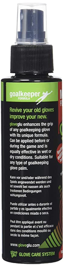 GloveGlu Mega Grip Goalkeeper Formula Glove Grip Spray 5aef1941a