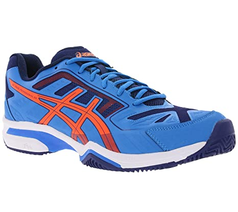 Zapatillas de Correr asics Gel-Padel Professional 2 SG Azul ...