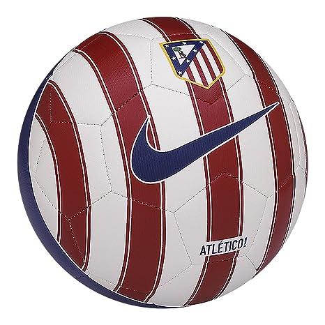Nike Atlético Madrid Prestige Ball - Balón de fútbol, Color Blanco ...