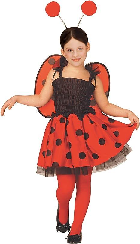 Widman - Disfraz de animal de la selva para niña, talla 4 - 5 años ...