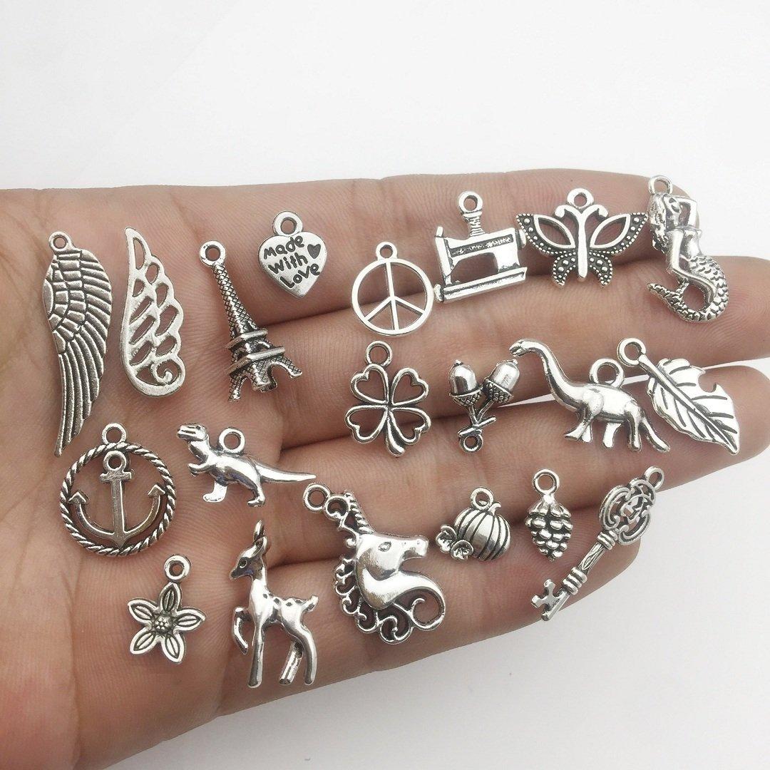 Mezcla para hacer collares y pulseras de joyer/ía WM097