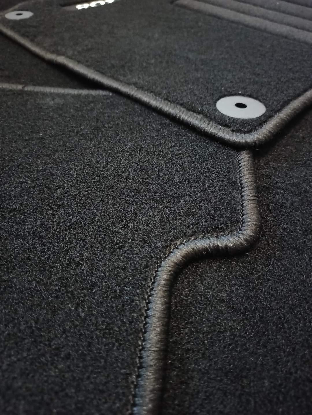 Todos los Modelos Anclajes Originales 308 II 2013-2017 alfombras a Medida Accesorionline Alfombrillas para 308 II 2013-2017 Juego Completo