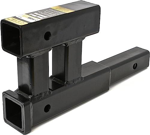 MaxxHaul 70070 Dual Hitch Extension - 4000lbs