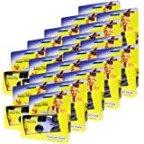20X Photo PORST monouso per macchina/matrimonio/festa fotocamera HC giallo (27fotografie, flash, confezione da 20pezzi)