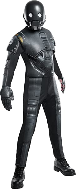 Amazon.com: Rogue One: A Star Wars Story Mens Deluxe K-2SO ...
