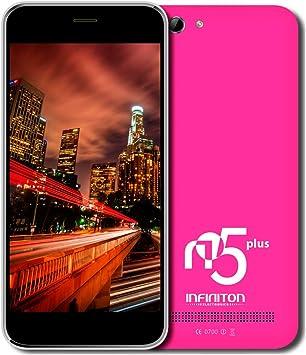 Infiniton N5 Plus - Smartphone de 5