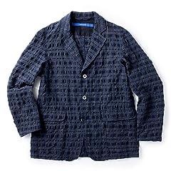 Sage de Cret Cotton Polyester Check Jacket