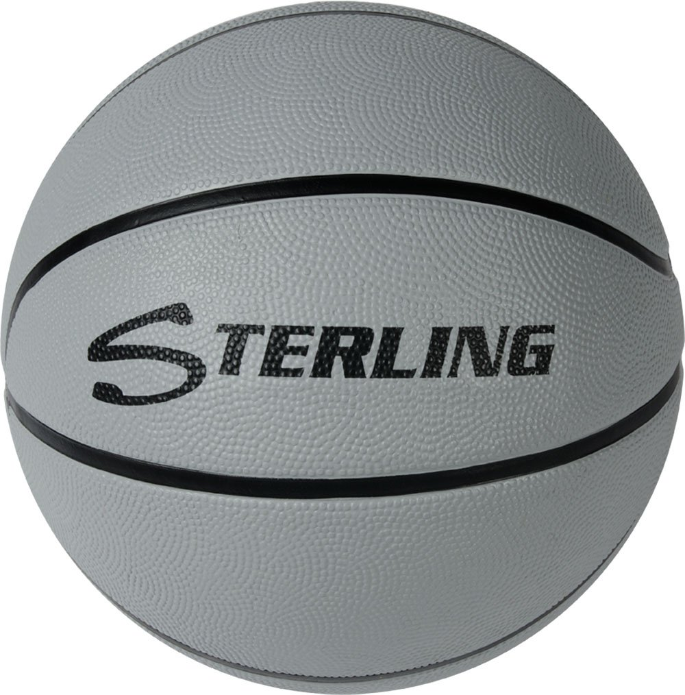 スターリング優れたグリップグレージュニアサイズ5ラバーバスケットボール B00LU5WE3A