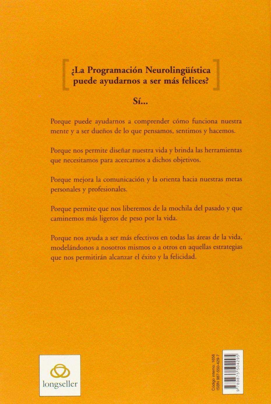 Pnl Programacion Neurolinguistica/ Pnl Neuro-linguistic Programming (Temas De Hoy) (Spanish Edition): Marcelo Actis Danna: 9789875504295: Amazon.com: Books