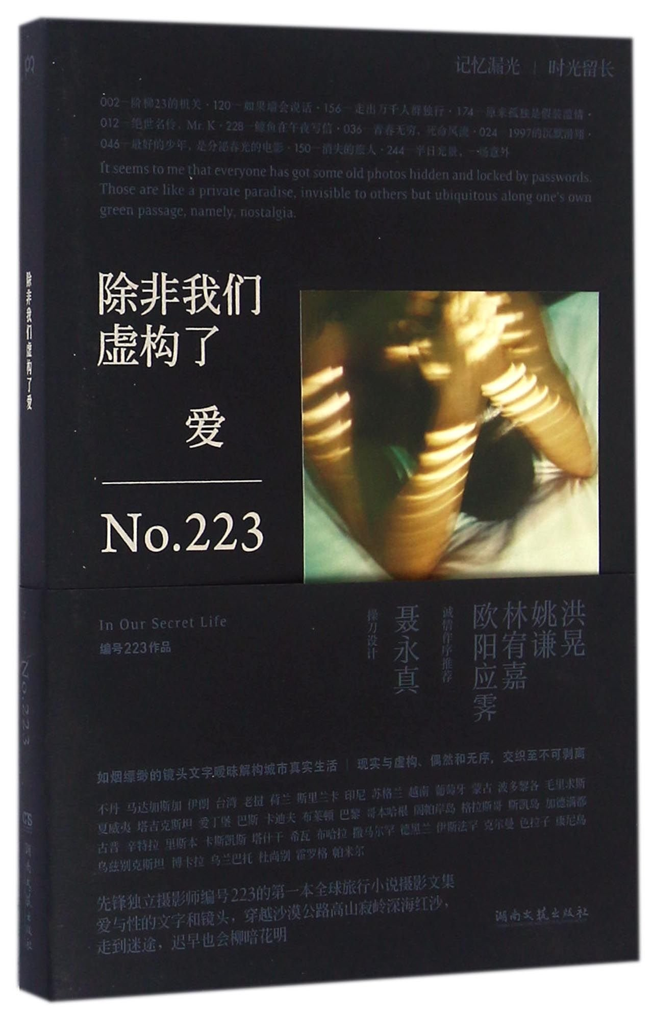 No. 223 In Our Secret Life (Chinese Edition) pdf