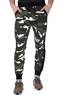 872737dccb Fflirtygo Women s Cotton Army Track Pants