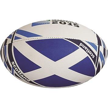 Gilbert Scotland Rugby World Cup 2015 - Balón de Rugby, Color ...