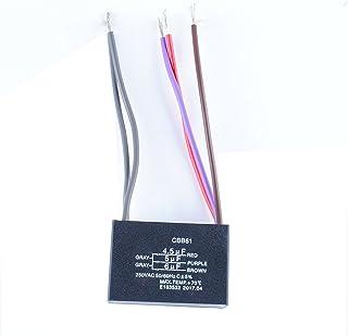 71weMkLmuEL._AC_UL320_SR318320_ amazon com ceiling fan capacitor 5 wire 4 5 5 6 home & kitchen