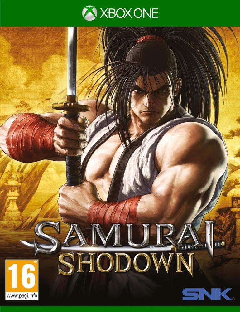 Focus NG SAMURAI SHODOWN XBOX ONE NV PRIX