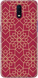 Stylizedd Oppo R17 Slim Snap Basic Case Cover Matte Finish - Ottoman Art