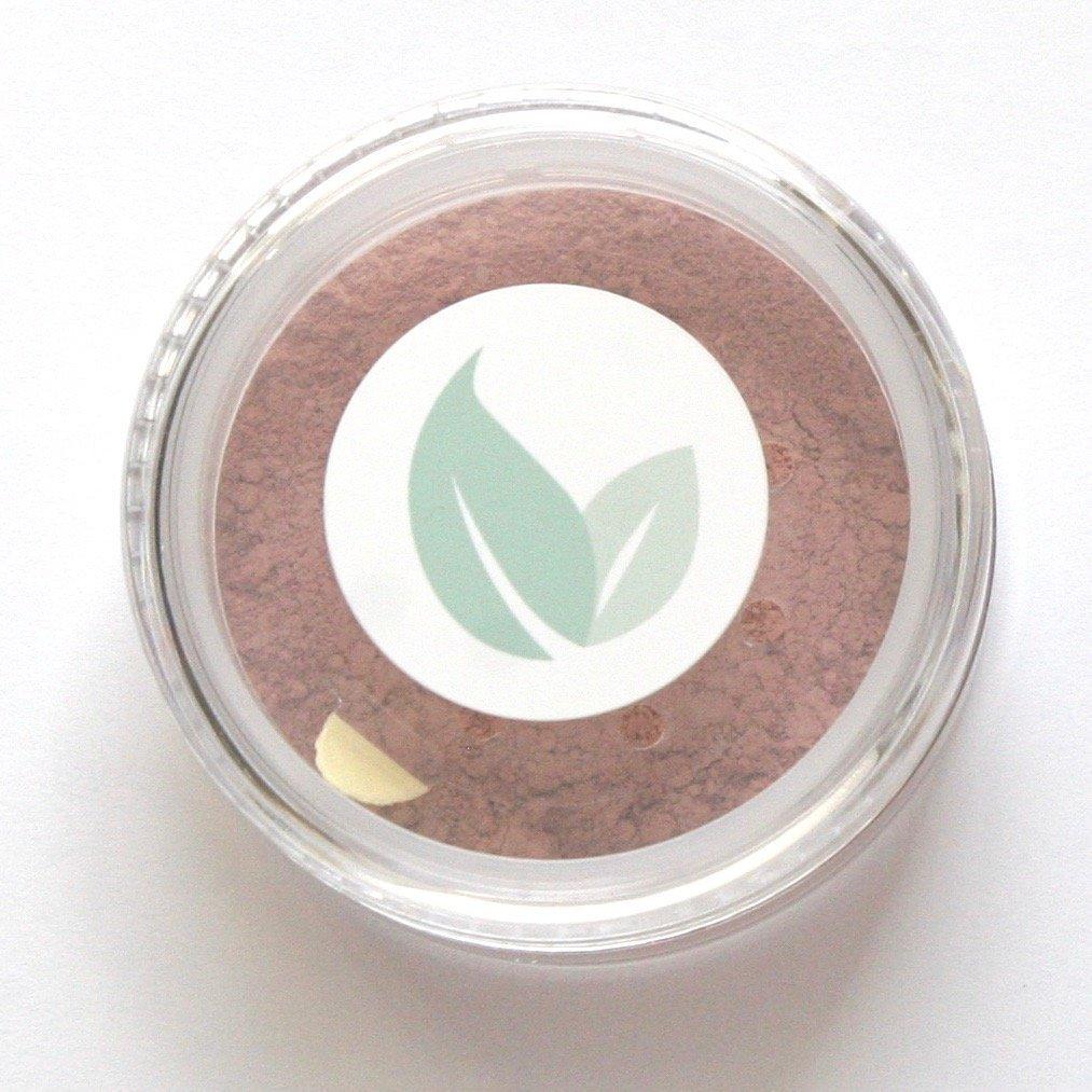 Petunia - True Pink Mineral Blush   Loose Powder Blush   Cheek Color   Cheek Tint   Natural Blush   Mineral Makeup   Bright Pink Blush