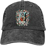 ErnestBates Halsey Mens Womens Baseball Cap Baseball Hat Adjustable Cap for Outdoor Sports