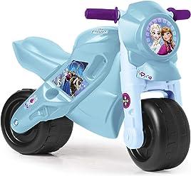Motofeber Princess Disney Toy Riders f/ür Kinder von 18 monate bis 3 Jahren Famosa 800011812 rose FEBER