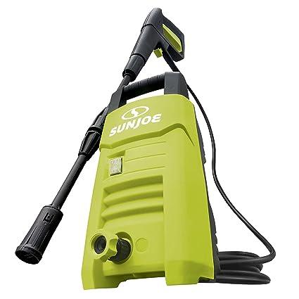 Sun Joe SPX200E Electric Pressure Washer   1350 PSI Max   1 45 GPM    10 0-Amp