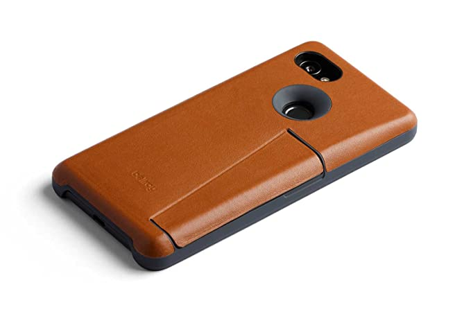 info for 4b88a e21b8 Bellroy Leather Case 3 Card for Pixel 2 XL - Caramel