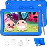 Kids Tablet, Android 9.0 GO Kids Learning Tablets 9 inch IPS HD Eye Protaction Display, 3GB RAM & 32GB ROM for Home…