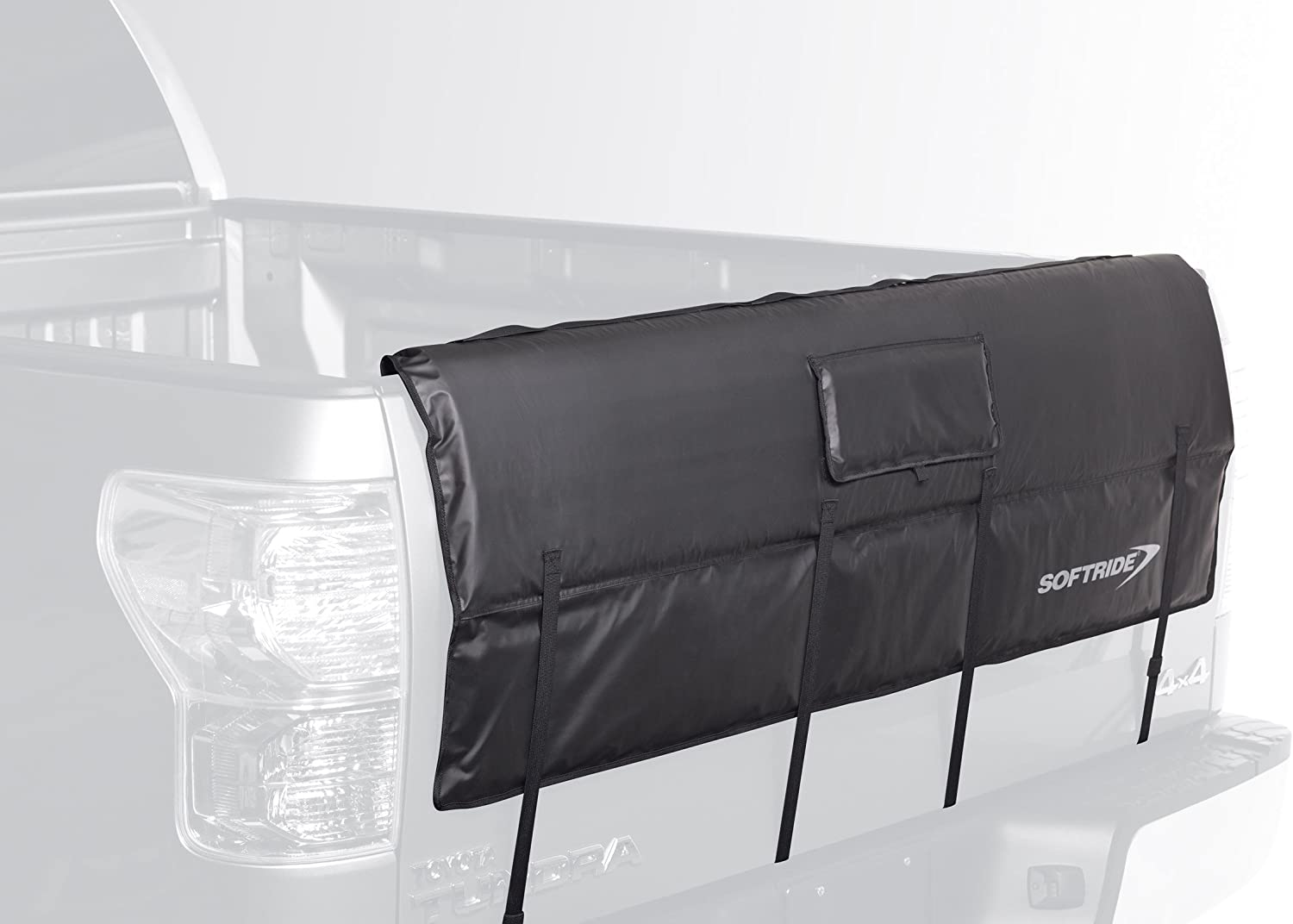 Softride 26457 a Pick-Up Shuttle Pad Tailgate Bike Rack