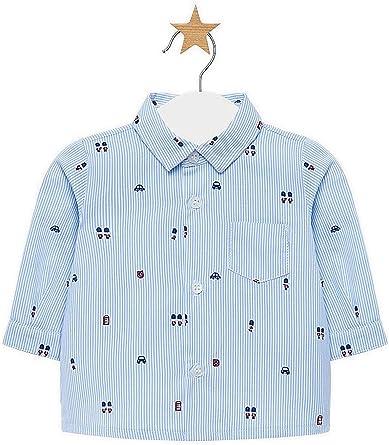 Mayoral 19-02101-055 - Camisa para bebé niño 2-4 Meses ...