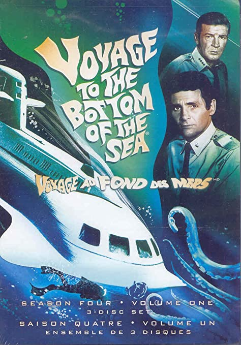 8e6589dab062f7 Voyage To The Bottom of The Sea Season 4 volume 1: Amazon.co.uk: DVD &  Blu-ray