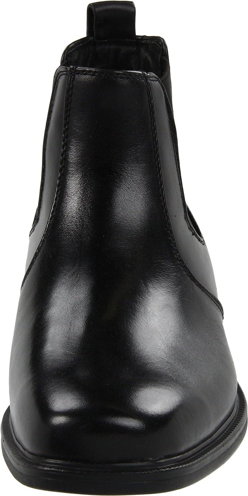 Giorgio Brutini Men's Chelsea Dress Boot Cormac Black - 4