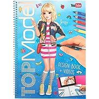 Top Model Diseño portatil + vídeos Libro