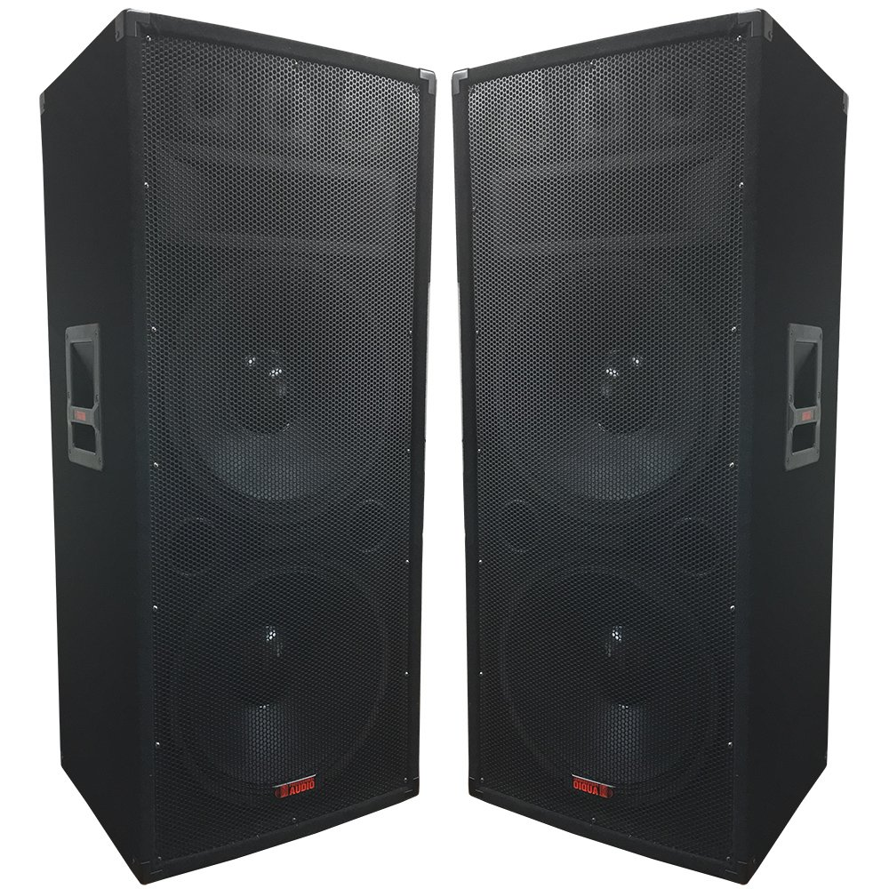 A Pair of Dual 15