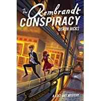 The Rembrandt Conspiracy (The Lost Art Mysteries)