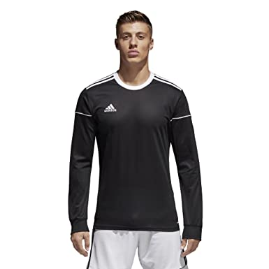 Image Unavailable. Image not available for. Color  adidas Squadra 17  Longsleeve Jersey Men s Soccer ... c8e98450e