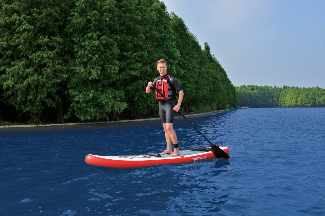 Zray A1 Premium Tabla de surf de remo, hinchable: Amazon.es: Deportes y aire libre