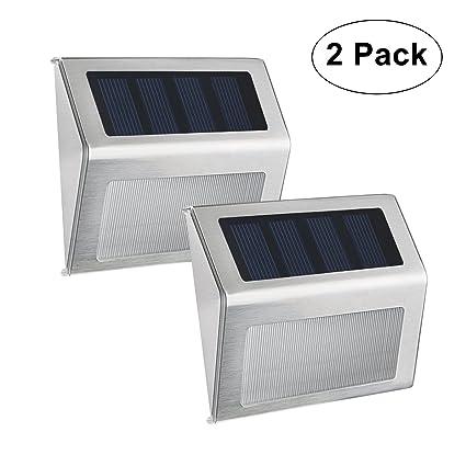 websun 3 LED inalámbrico resistente al agua Sensor de movimiento luces de paso al aire libre