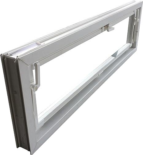 2 fois-Toutes tailles TOP Plastique Fenêtre Fenêtre Cave Fenêtre