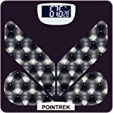 Pointrek Electronic Digital LCD Personal Health Body Fitness Weighing Scale (V) Grey