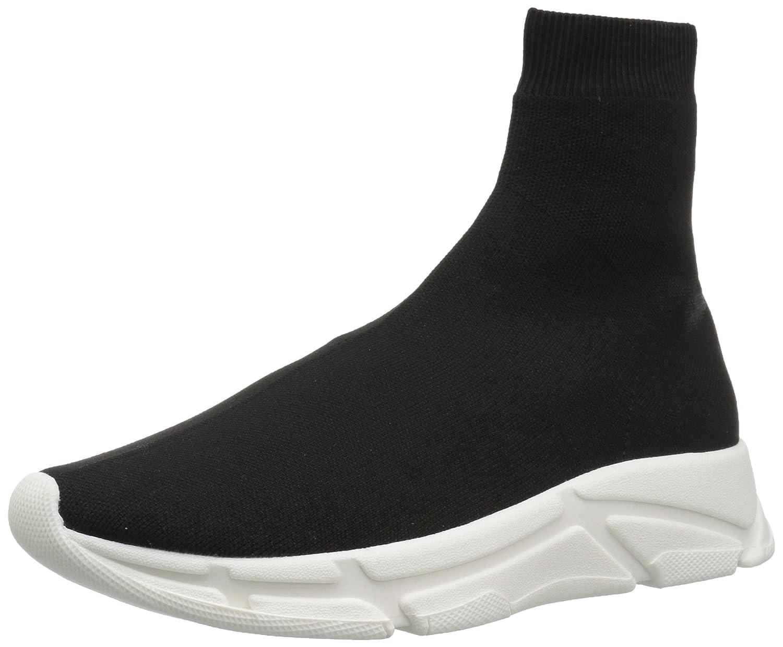 Steve Madden Women's Bitten Sneaker B078XC2KD3 9.5 B(M) US|Black