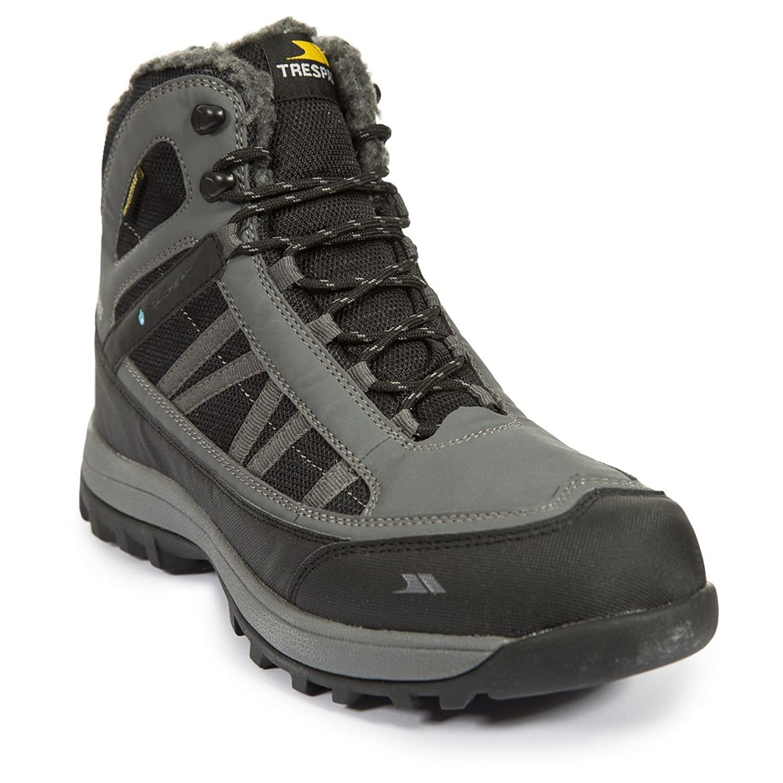 Trespass Mens Boreal Waterproof Hiking Boots (13 US) (Castle)