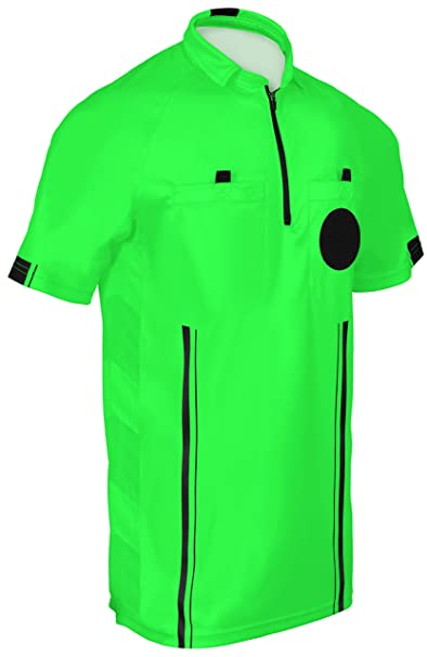 ad5931767df Amazon.com  New! Soccer Referee Jersey  Sports   Outdoors