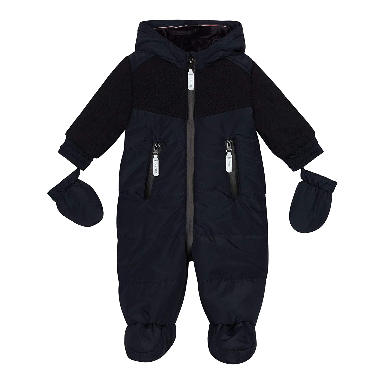 J by Jasper Conran Kids Babies' Navy Snowsuit