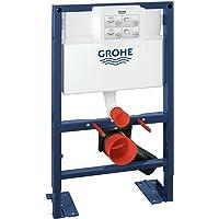 GROHE Structure/Bâti-Support pour WC Suspendu Mur Porteur Ou Non-Porteur Rapid SL 38587000 (Import Allemagne)